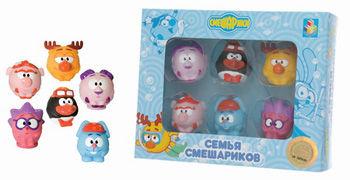 Купить игрушки смешарики в минске