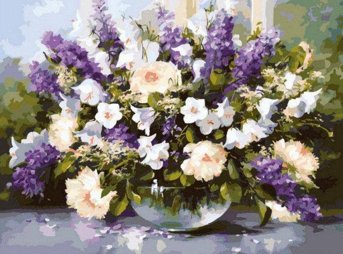 Картины цветы купить в минске комнатные цветы заказать онлайнi