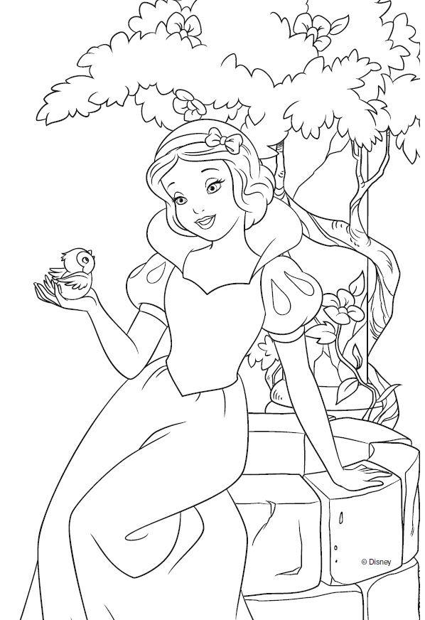 принцесса Disney водная раскраска в продаже на Oz