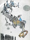 Стихи, сказки в рисунках А. Сазонова — фото, картинка — 4