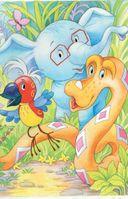 38 попугаев. Сказки для маленьких детей — фото, картинка — 11