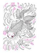 Авторская тату-раскраска — фото, картинка — 9