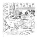 Магическая вселенная. Большая книга зендудлов для раскрашивания будней — фото, картинка — 6