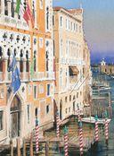 Нарисуй Венецию акварелью по схемам — фото, картинка — 4