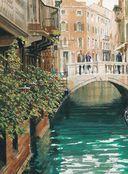 Нарисуй Венецию акварелью по схемам — фото, картинка — 5
