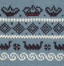 150 скандинавских мотивов для вязания спицами — фото, картинка — 1