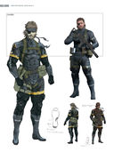 The art of Metal Gear Solid V — фото, картинка — 6