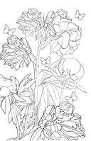 Зачарованный сад. Мини-раскраска-антистресс для творчества и вдохновения — фото, картинка — 12
