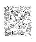 Книжка-разукрашка с красивыми картинками — фото, картинка — 7