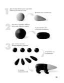 Пластилиновый зоопарк. Как слепить любую зверюшку за 15 минут — фото, картинка — 3