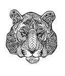 В царстве животных. Мир магических узоров — фото, картинка — 7