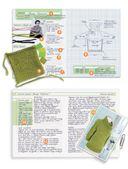 Я вяжу. Книга для креативных проектов. Дизайны. Схемы. Эскизы — фото, картинка — 6