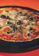 Выпечка и пицца — фото, картинка — 1