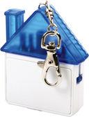 Набор отверток в виде домика-брелока (синий) — фото, картинка — 1