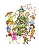 Новый год с Чебурашкой и Дядей Федором — фото, картинка — 4