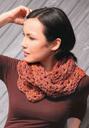 Объемные шарфы-снуды — фото, картинка — 4