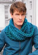 Объемные шарфы-снуды — фото, картинка — 5