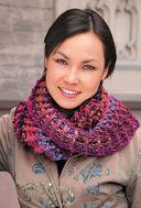 Объемные шарфы-снуды — фото, картинка — 6