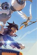 Overwatch. Дополненный официальный путеводитель по миру игры — фото, картинка — 9