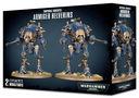 Warhammer 40.000. Imperial Knights. Armiger Helverins (54-13) — фото, картинка — 1