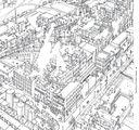 Удивительные города. Раскраска-путешествие по местам, реальным и выдуманным — фото, картинка — 3