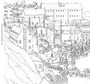 Удивительные города. Раскраска-путешествие по местам, реальным и выдуманным — фото, картинка — 4