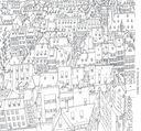 Удивительные города. Раскраска-путешествие по местам, реальным и выдуманным — фото, картинка — 5