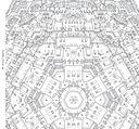 Удивительные города. Раскраска-путешествие по местам, реальным и выдуманным — фото, картинка — 6
