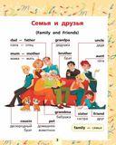 Английский тематический словарь — фото, картинка — 2