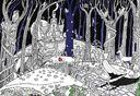 Сказочный мир. Книга для раскрашивания — фото, картинка — 1