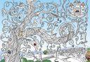 Сказочный мир. Книга для раскрашивания — фото, картинка — 4