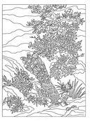 Рисунки и мотивы в китайском стиле — фото, картинка — 1