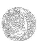Рисунки и мотивы в китайском стиле — фото, картинка — 3