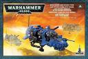 Warhammer 40.000. Space Marines. Land Speeder Storm (48-35) — фото, картинка — 1