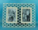 Фоторамка деревянная на 2 фотографии (10х15 см) — фото, картинка — 1