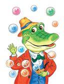 Повести о Чебурашке, крокодиле Гене и старухе Шапокляк — фото, картинка — 2
