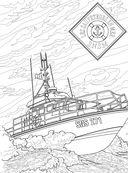 Коралловый риф. Раскраска-антистресс для творчества и вдохновения — фото, картинка — 11