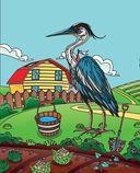 Птицы. Раскраски из сказки — фото, картинка — 2