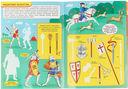 Рыцари. Многоразовые наклейки — фото, картинка — 1