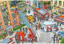 Веселые пряталки. Где маленький экскаватор? Где пожарная машинка? — фото, картинка — 6