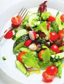 Яркие салаты — фото, картинка — 3