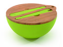 Салатник с крышкой и сервировочным набором (3 л) — фото, картинка — 1