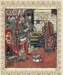 Сказка о мертвой царевне и о семи богатырях — фото, картинка — 3