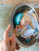 Волшебные куколки из ткани и трикотажа — фото, картинка — 4