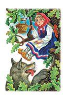Сказки про хитрую лису и глупого волка — фото, картинка — 8